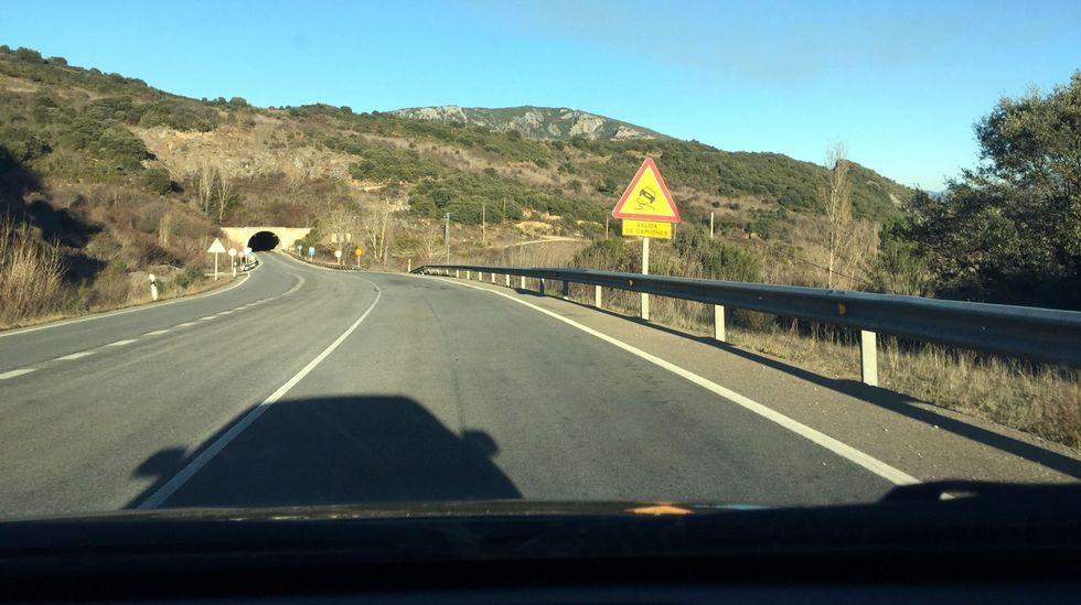 Fomento adjudica la redacción del proyecto del tramo de la A-76 entre Requejo y Rubiá