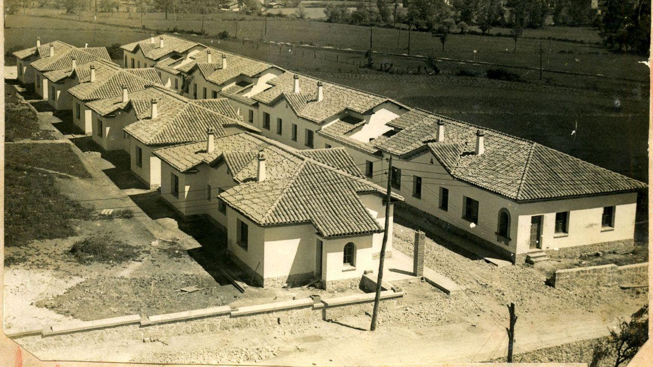 «Casas baratas» en Oviedo