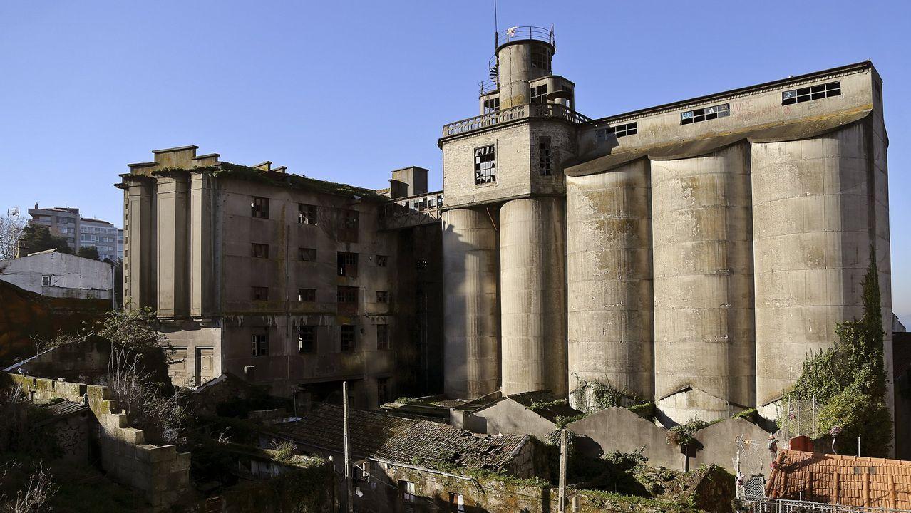 Fábrica de la Panificadora de Vigo