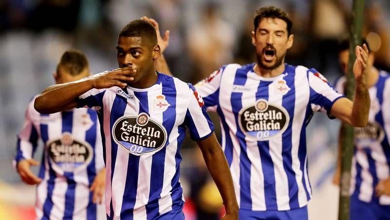 Cavaleiro dio el triunfo frente al Athletic con su segundo gol de la temporada.