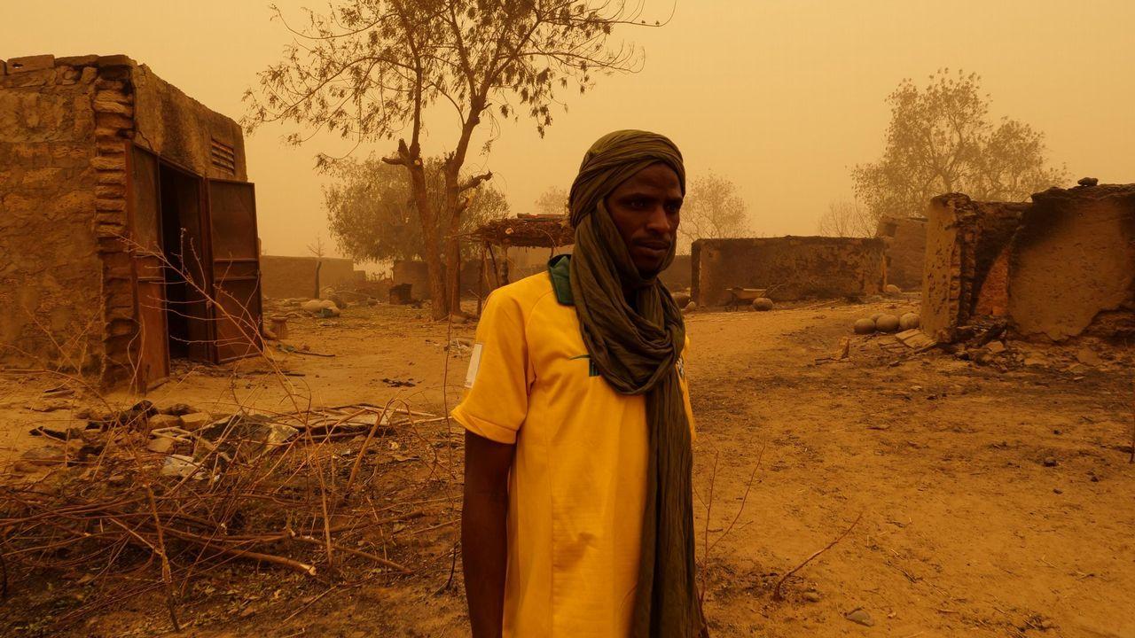 Las primeras hipótesis de la matanza de hoy indican que pudo tratarse de una venganza por el ataque el pasado marzo que tuvo lugar en el poblado de Ogossagou, también en el centro de Mali, y que se saldó con 157 muertos