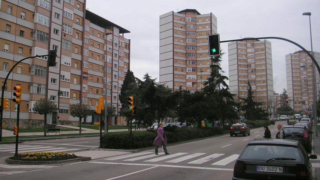 Regalos navideños muy vigueses.Avenida de Gaspar García Laviana