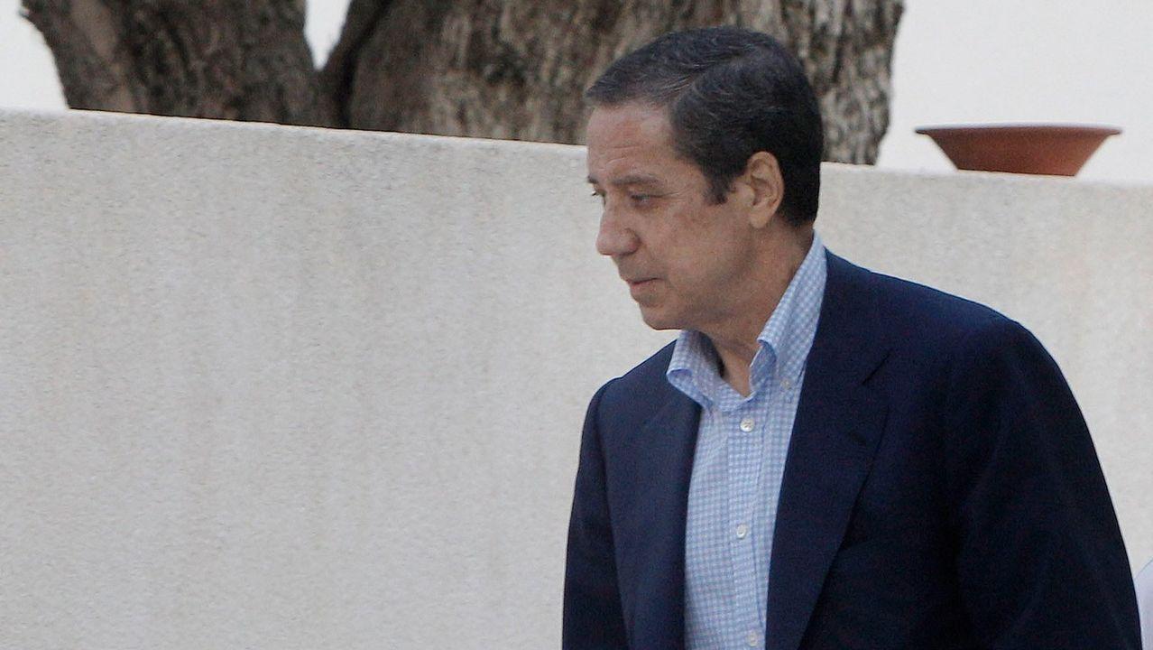 | EFE.Eduardo Zaplana habría beneficiado a la familia Cotino cuando erea presidente de la Generalitat Valencia con adjudicaciones de eólicas y de ITV