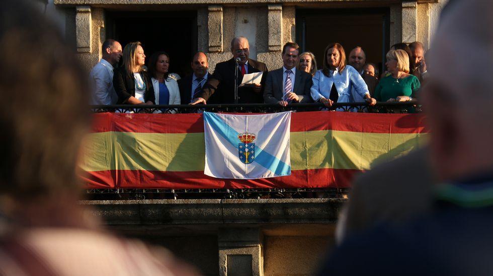 La romería castrexa es el punto álgido de las celebraciones veraniegas de Esmelle.