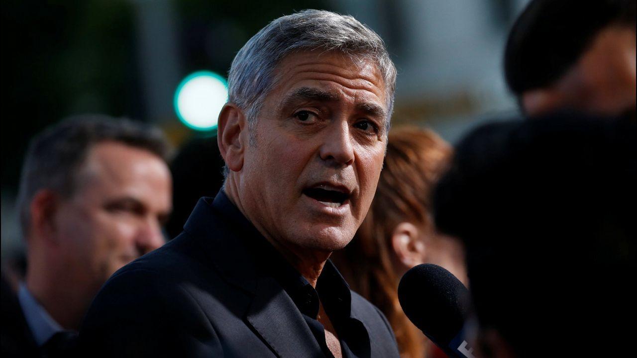 George Clooney y el generoso regalo a sus amigos