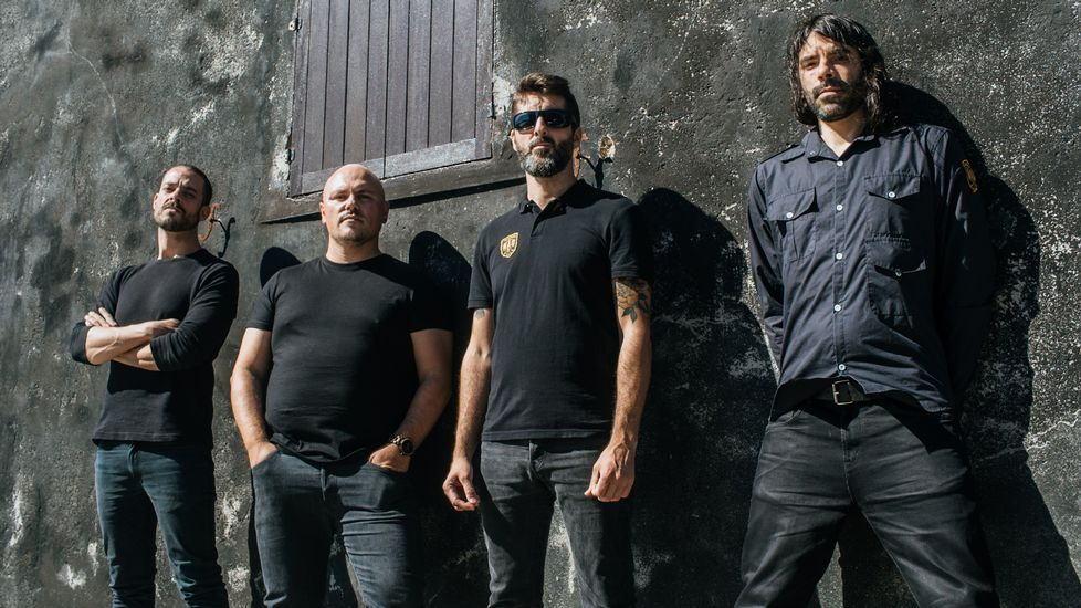 El grupo Nao actuará el viernes 22 en Sarria