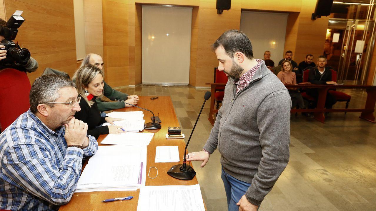 Luz Pozo Garza dedica unas emocionadas palabras a Viveiro en su nombramiento como Filla Adoptiva