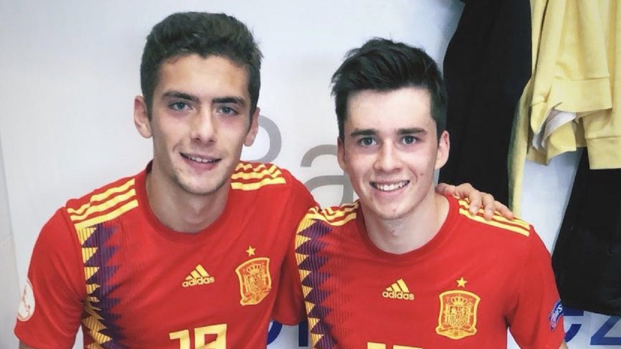 Mossa Sergio Alvarez Real Oviedo Sporting derbi Carlos Tartiere.Jose Gragera y Guille Rosas