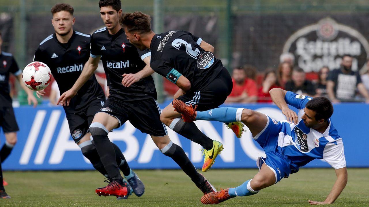 Deportivo - Albacete, en imágenes