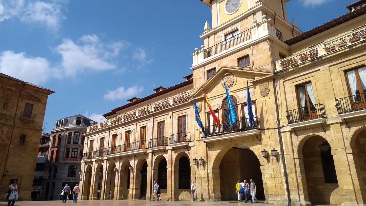 El pueblo malagueño que de la noche a la mañana ha cambiado su voto.Ayuntamiento de Oviedo