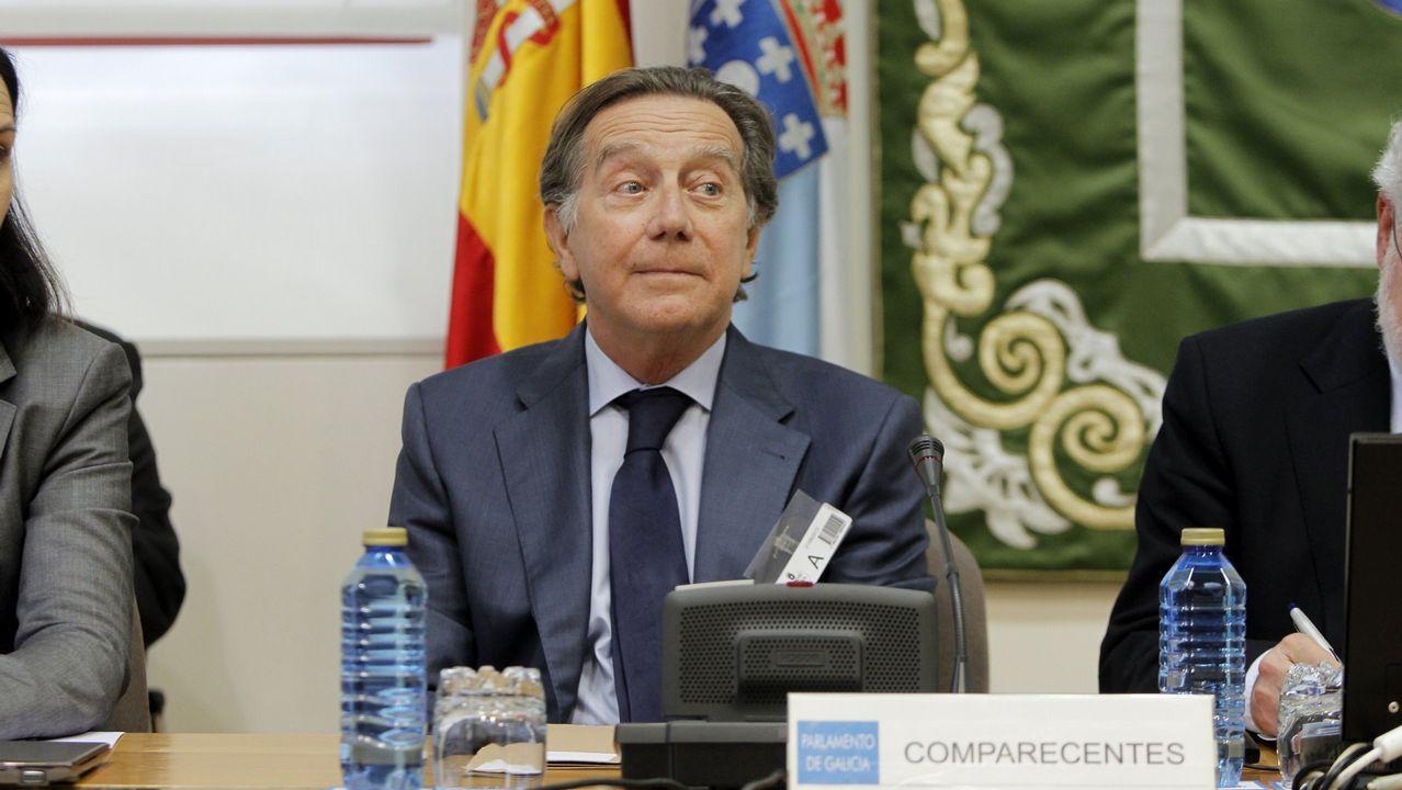 «Ni hay riesgo de contaminación ni habrá vertidos en la mina de Touro. Cero, está garantizado».Francisco Reynés, en una imagen de archivo