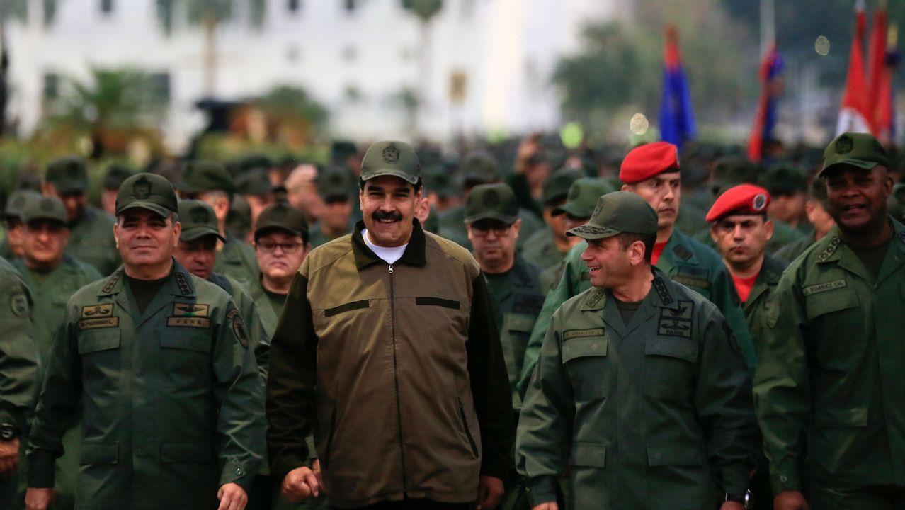 Guaidó ha convocado de nuevo a las calles a sus seguidores este sábado