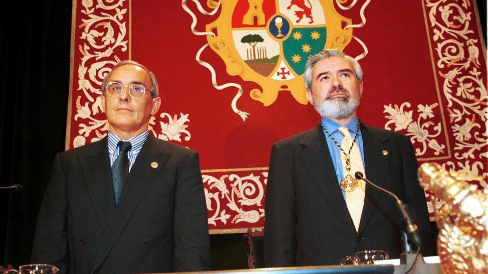 Muñoz Machado confía en que el Gobierno de Sánchez aumentará su aportación presupuestaria a la RAE
