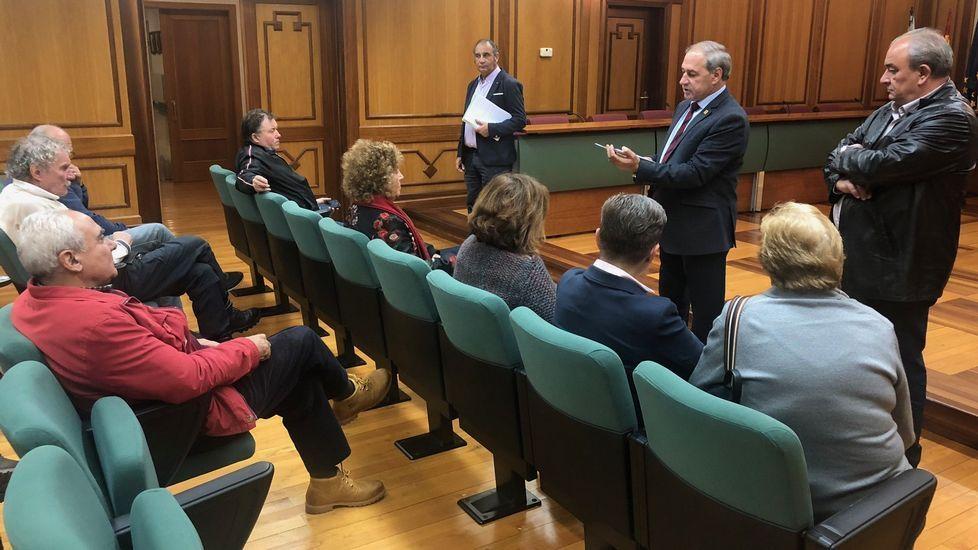 A Coruña quiere convertirse en la capital de la cirugía en el 2021.Hospital Psiquiátrico de Toén