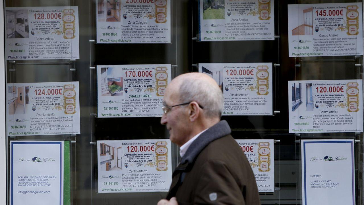 Años de sueldo íntegro para pagar una vivienda en Oviedo
