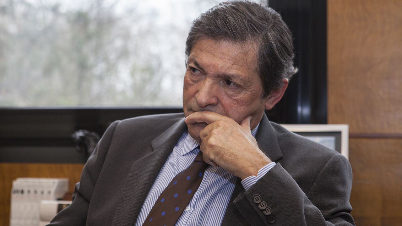 Javier Fernández/ TOMÁS MUGUETA