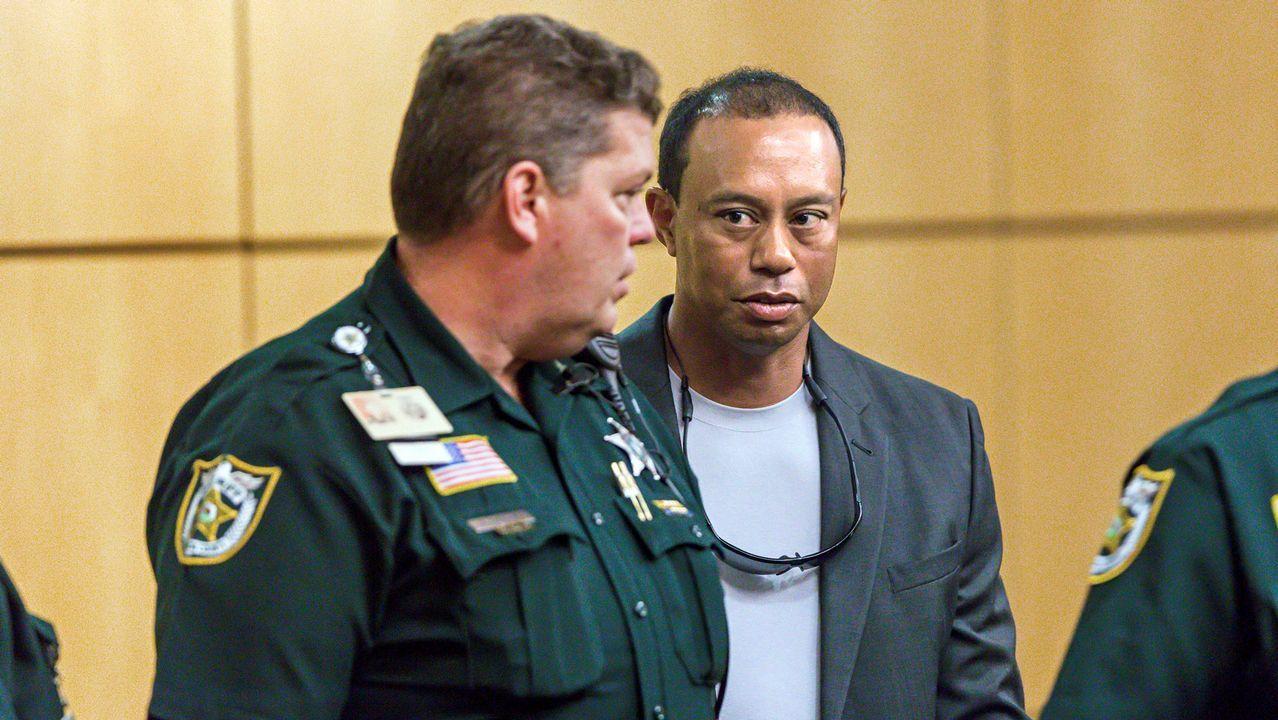 Tiger Woods vuelve a enamorar al público