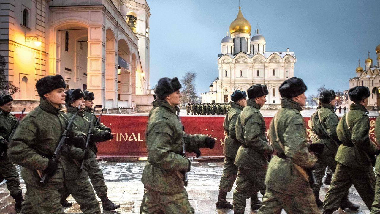 El sorteo del Mundial de Rusia 2018, en imágenes.Firma do armisticio que o 11 de novembro de 1918 puxo fin á Primeira Guerra Mundial, nun vagón de tren aparcado no bosque de Compiègne