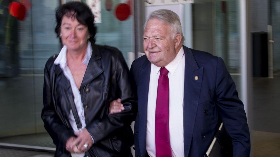 .El exdiputado de CiU y durante décadas abogado de Fèlix Millet y de Ferrovial Jaume Camps