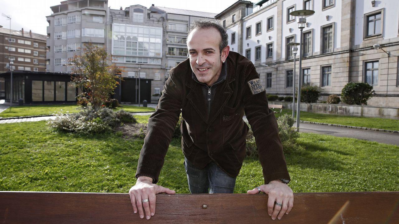 Pontevedrada 2018.Jesús Otero
