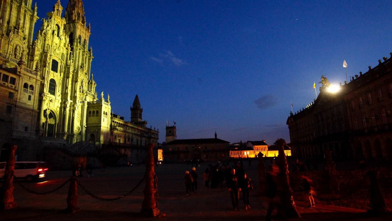 Hora del Planeta en Santiago