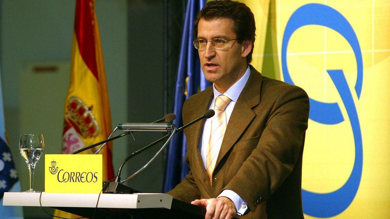 Entre mayo de 2000 y enero de 2003 fue director de Correos.