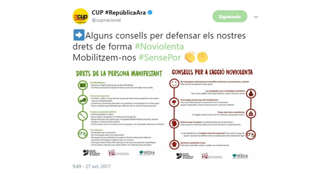 En directo: Rajoy destituye a Puigdemont y todo su Govern y convoca ...