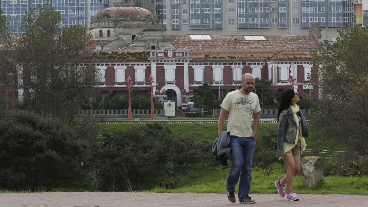 Xulio Ferreiro: «Os problemas se montan cando un quere facer algo diferente do feito até agora».Plataforma Non Máis Pintadas.