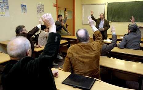 Las elecciones para designar la nueva directiva se celebraron en la Politécnica de Esteiro.