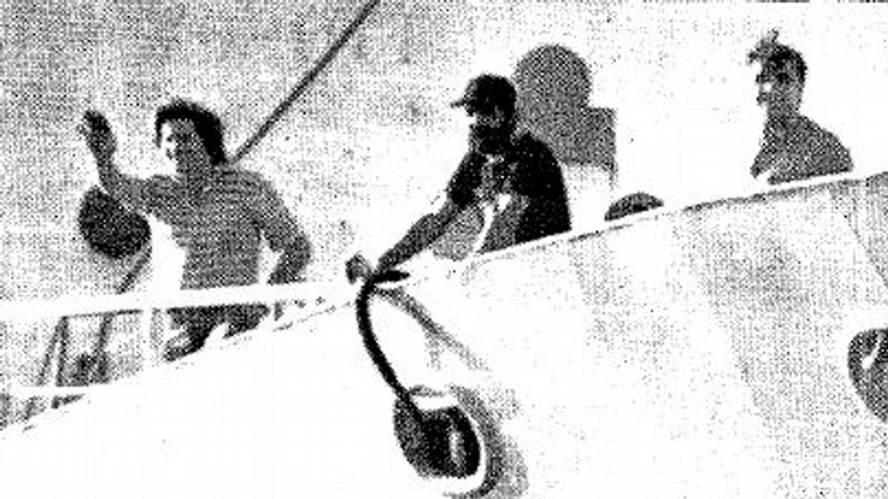 Las bicis «voladoras» toman Vigo