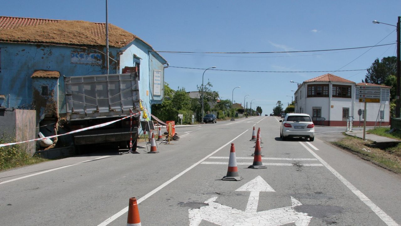 Solo dos mujeres habitan el núcleo de Filgueira de Barranca (Oza-Cesuras, A Coruña). Enriqueta es una de ellas