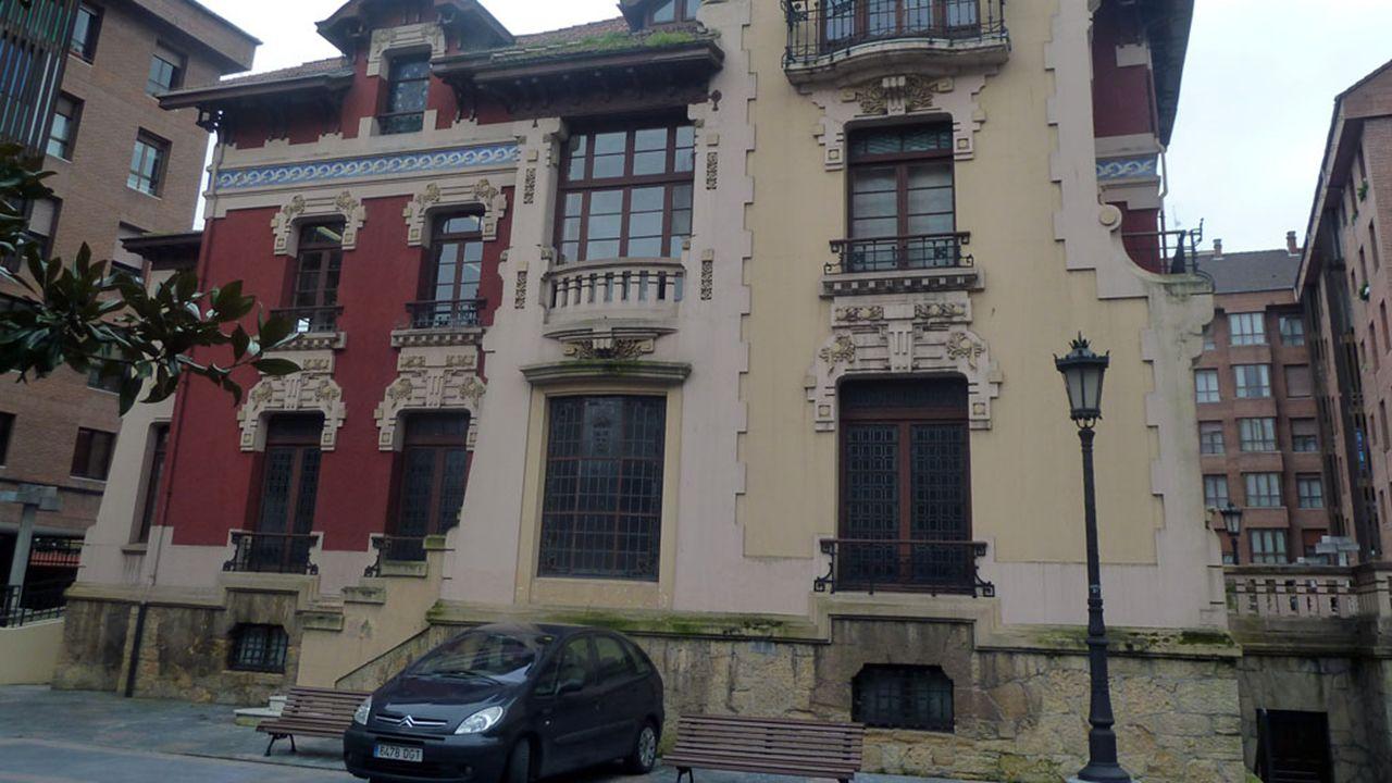 Antiguo Sanatorio Miñor, Oviedo