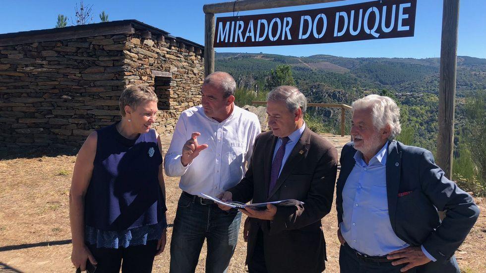 Galicia en alerta por la borrasca Helena.Las ayudas son para plantación de viñedo