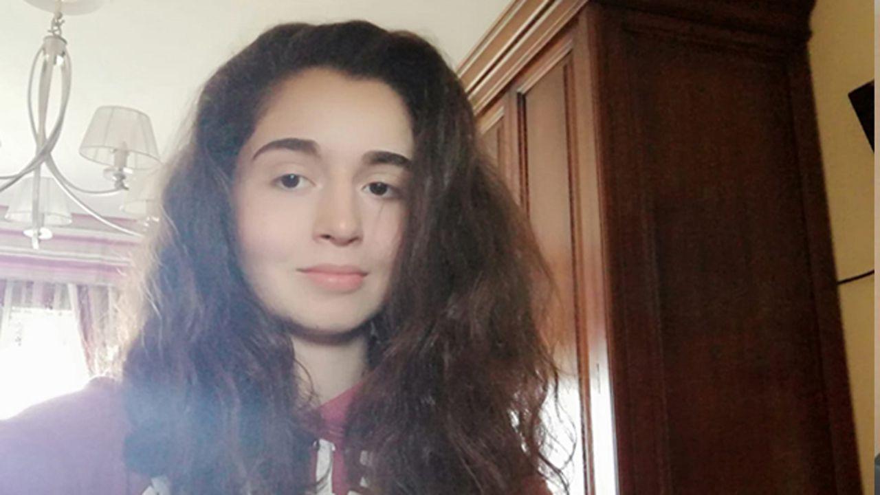 Carmen Vigil, alumna con la mejor nota de la EBAU 2018-2019