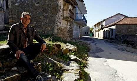 Gumersindo Lamas advierte del peligro de la despoblación en su área.