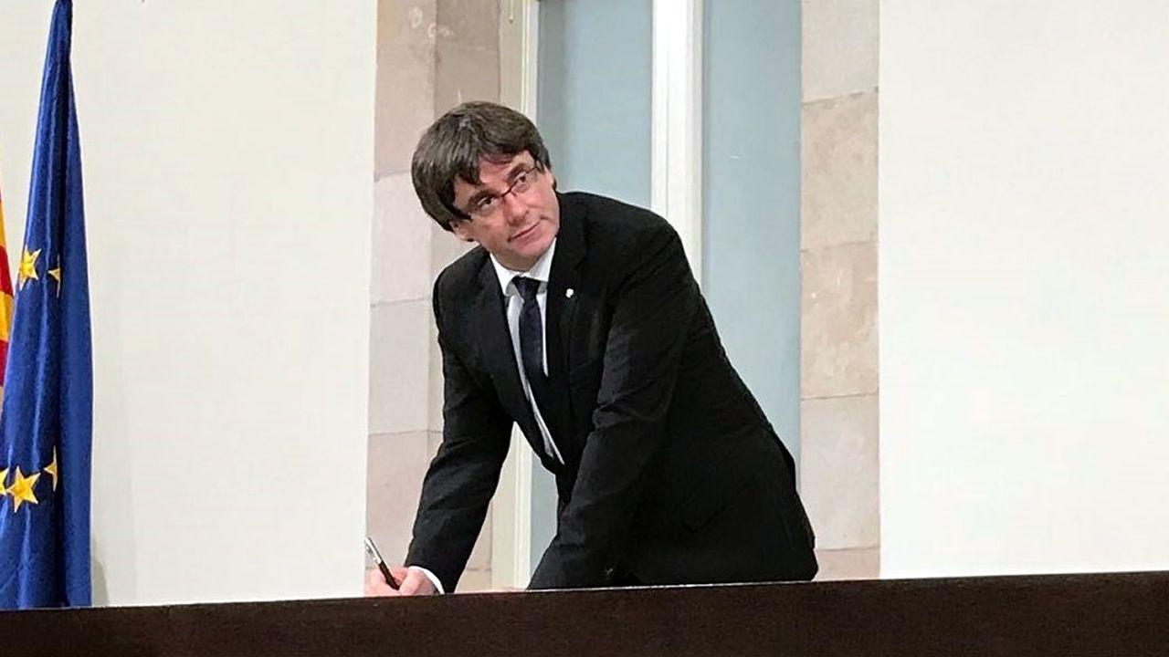 ¿Habrá purga en los Mossos?.El Parlament, durante una sesión plenaria