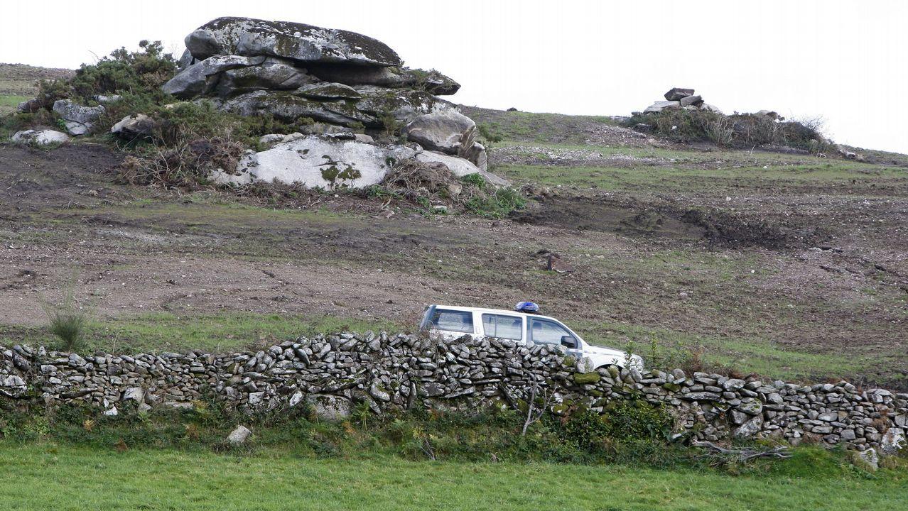 Exemplos de construcións tradicionais de pedra sen argamasa.Unos 32.000 agricultores y ganaderos gallegos reciben actualmente ayudas de la PAC
