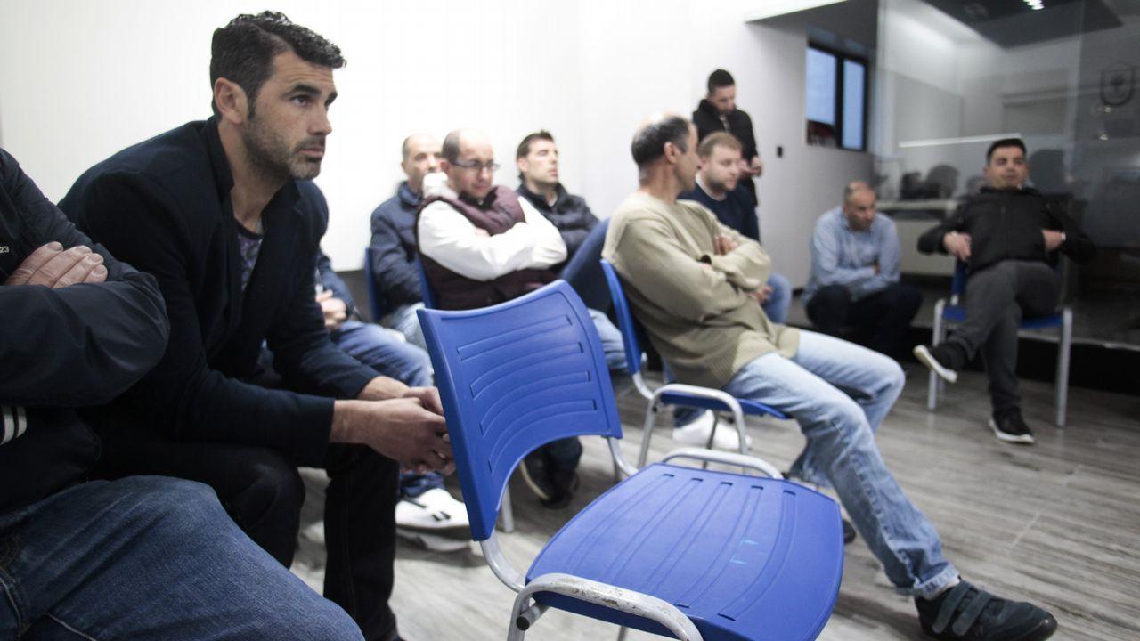 Una visita visual al refugio de Galegos