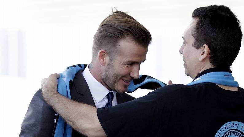El estadio de fútbol que Beckham propone para Miami.El juicio por la llamada operación Boquerón se espera que dure un mes.