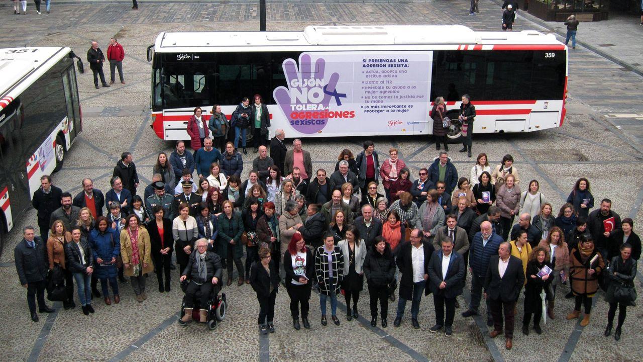 Gijón presentó el Protocolo contra las Agresiones Sexistas en espacios de ocio