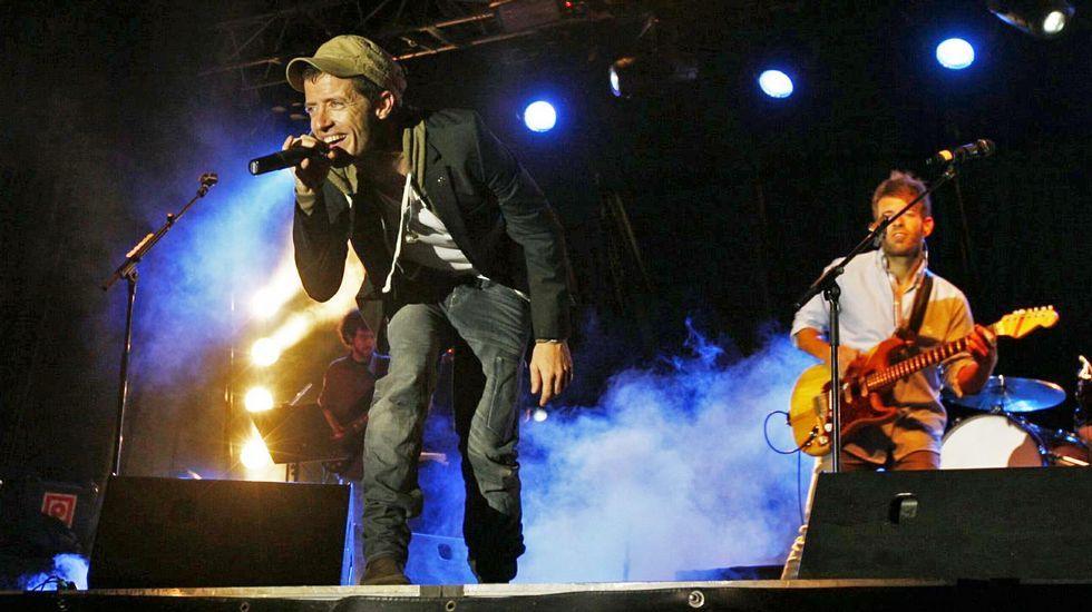 .Lagarto Amarillo actuará el 8 de septiembre en Ribadavia