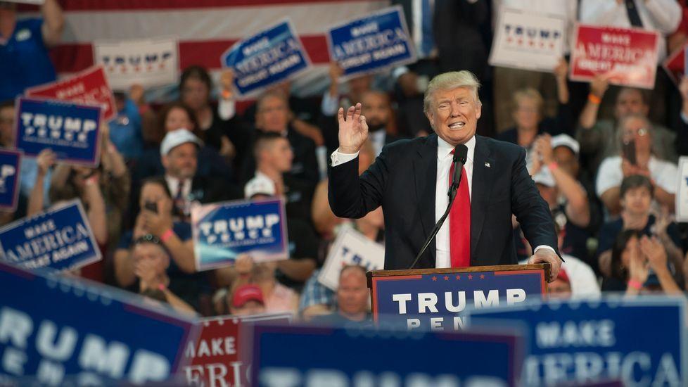 Voto afroamericano. Donald Trump también apeló a los votantes negros: «¿Qué demonios tienen que perder?».