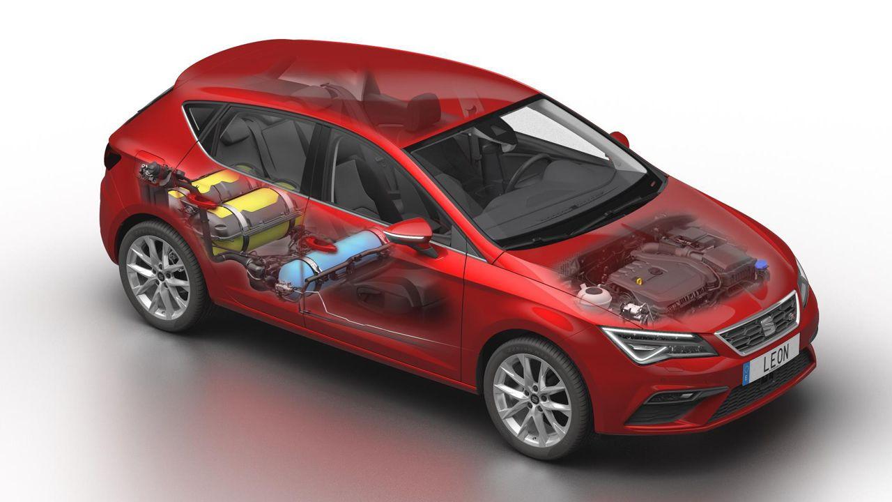 El nuevo Seat León híbrido nuevo