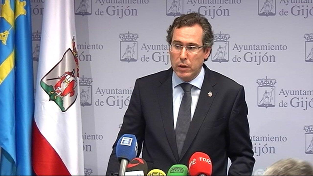 Segundo González (Podemos).Fernando Couto