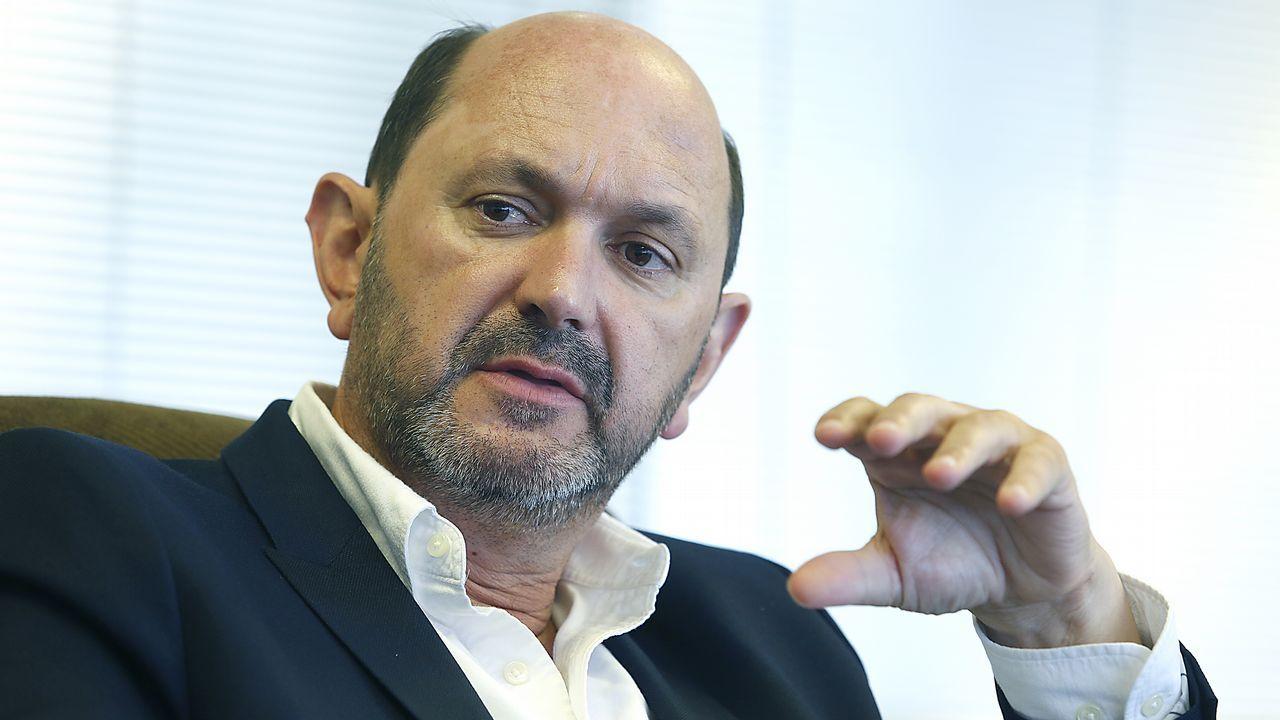 Miguel García, director legal de la RFEF