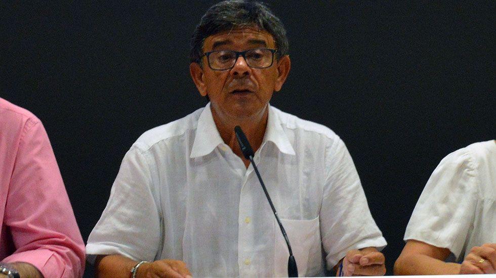 El concejal Roberto Sánchez Ramos, Rivi.El concejal Roberto Sánchez Ramos, Rivi