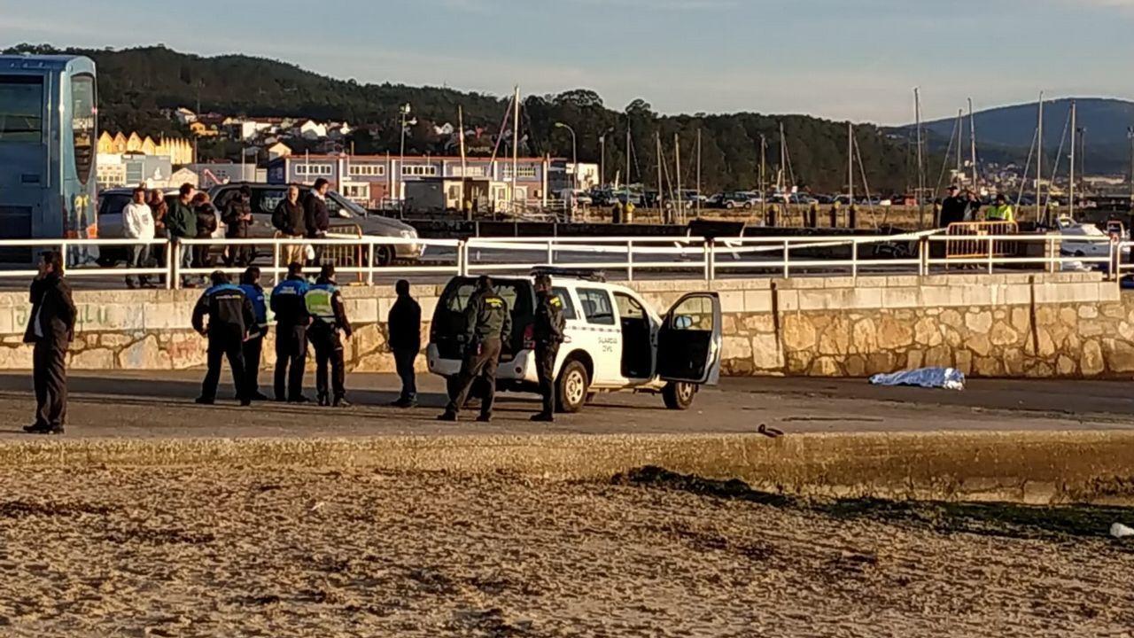 Los jubilados de Barbanzase manifestaron en A Pobra.El programa mostrará el «Aries», un barco que se conserva entero bajo el mar