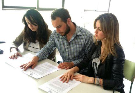Cristóbal Mora, de Compromiso por Galicia-Poio, difundirá el código ético entre los vecinos