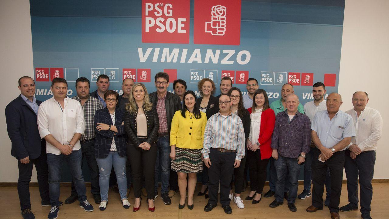 Multitudinaria carrera popular en Vimianzo