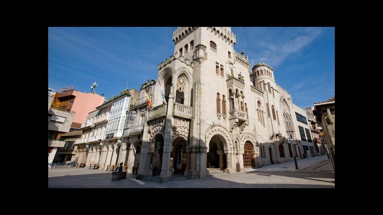 La otra vida de Miñanco en Marbella y Algeciras